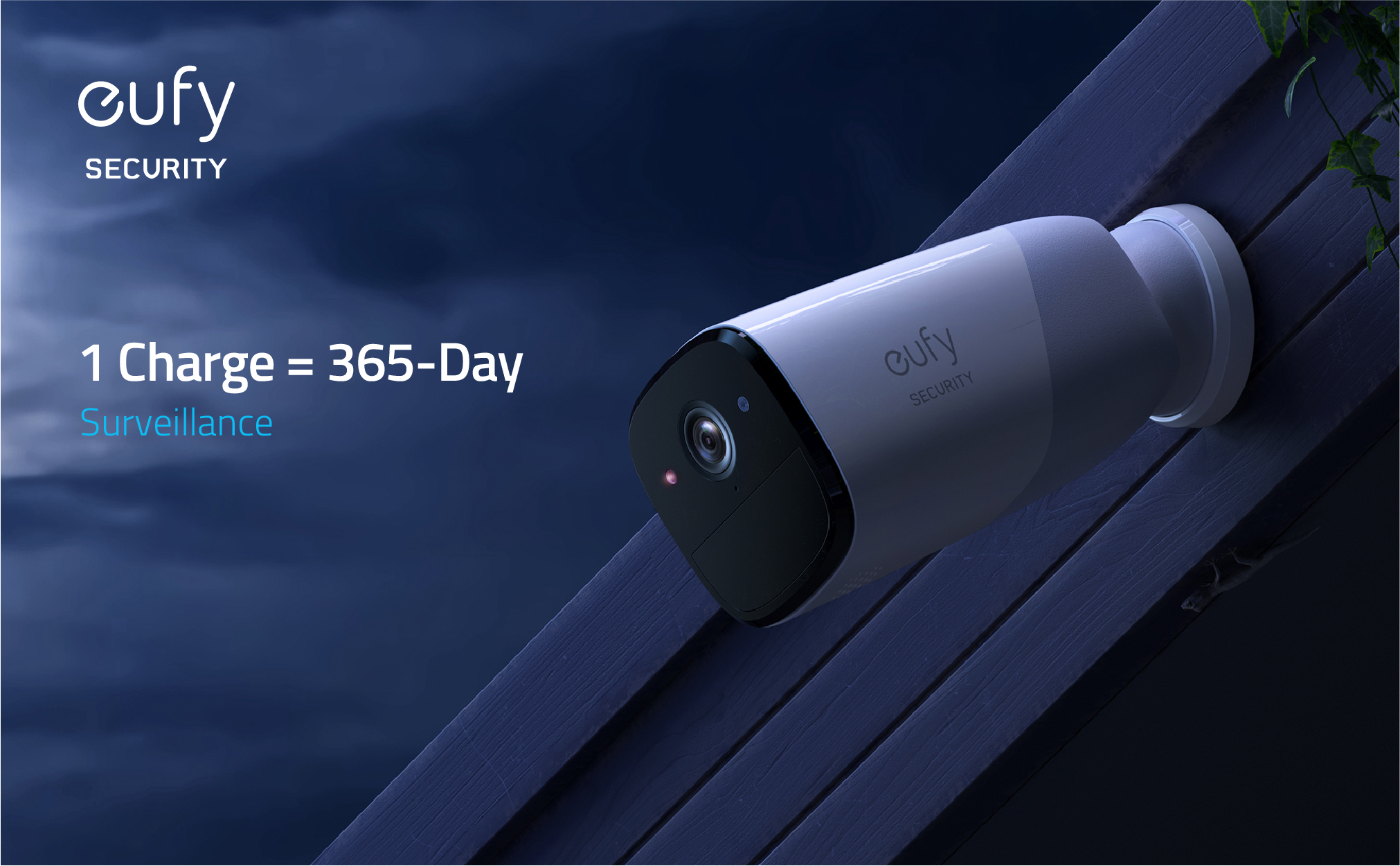 Amazon now delivering eufy's new generation of connected security solutions including eufyCam 2