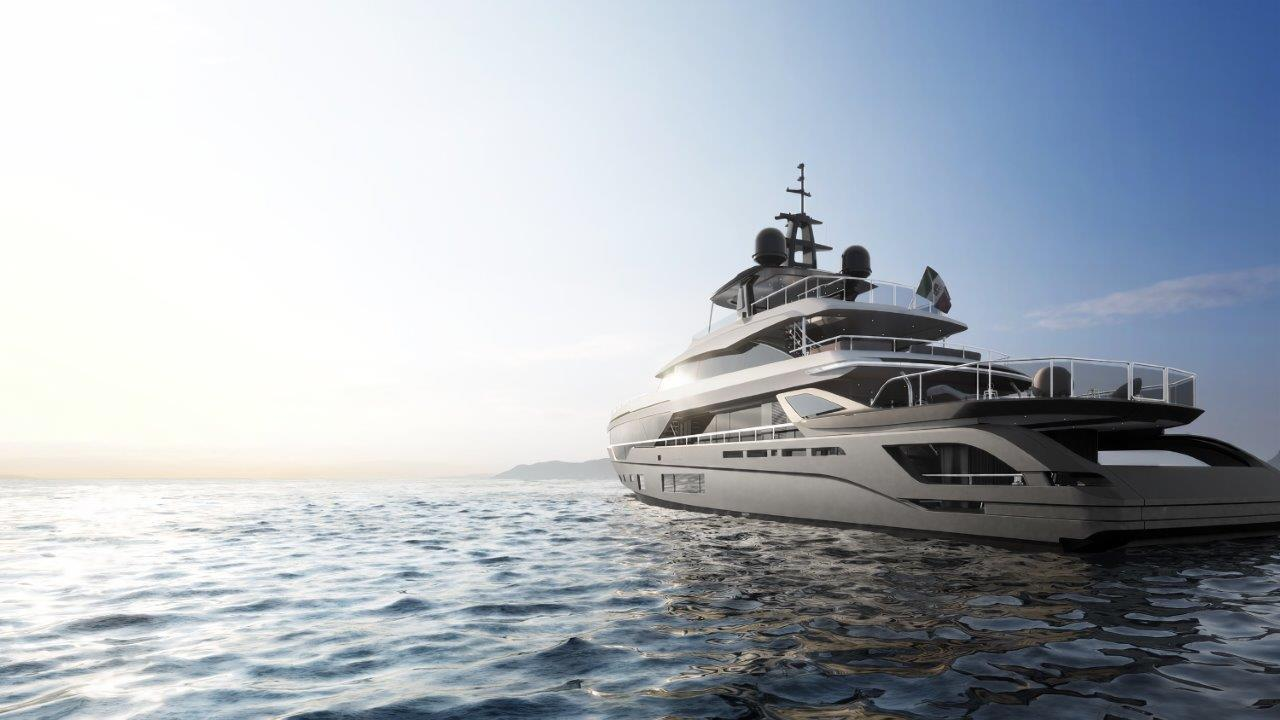 Pushing Boundaries: Azimut Grande Trideck
