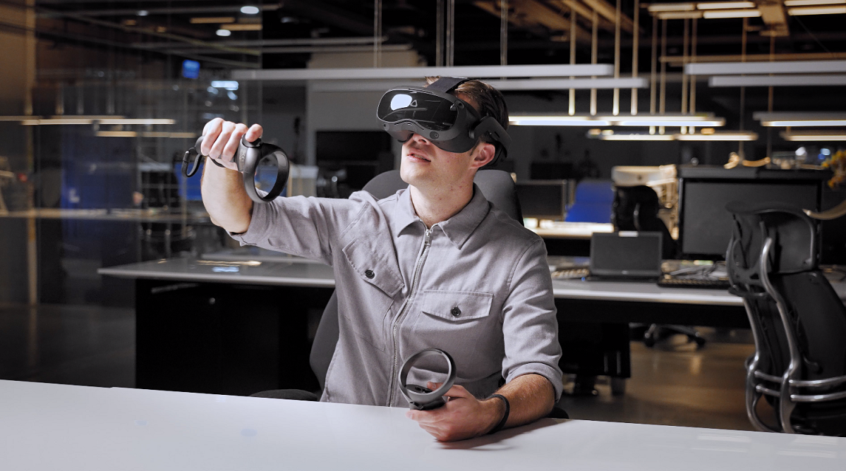 HTC VIVE Takes Business to the Next Level with VIVE Focus 3 Announcement in MEA