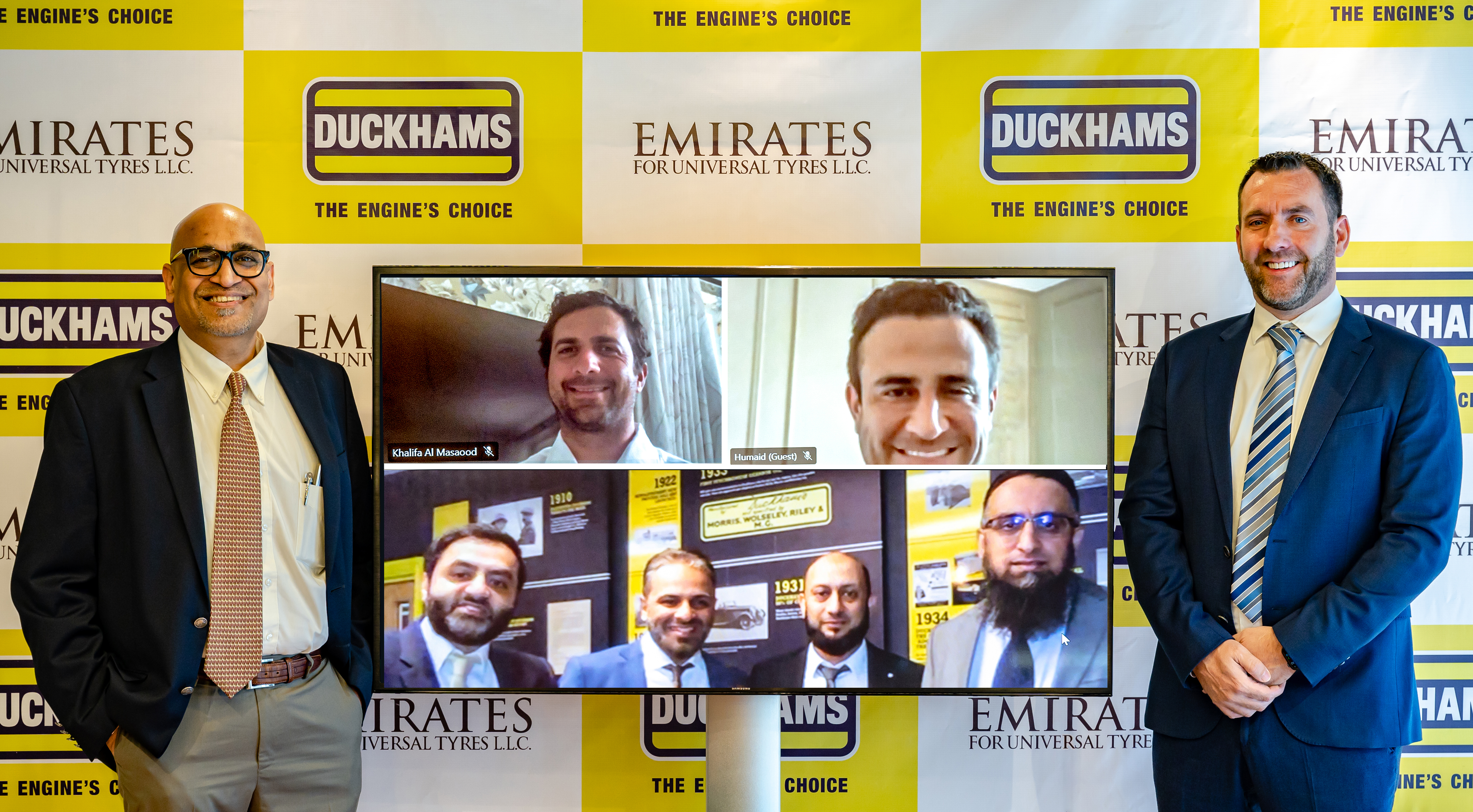 Duckhams, the Iconic BritishLubricant Brand since 1899, launches in the UAE