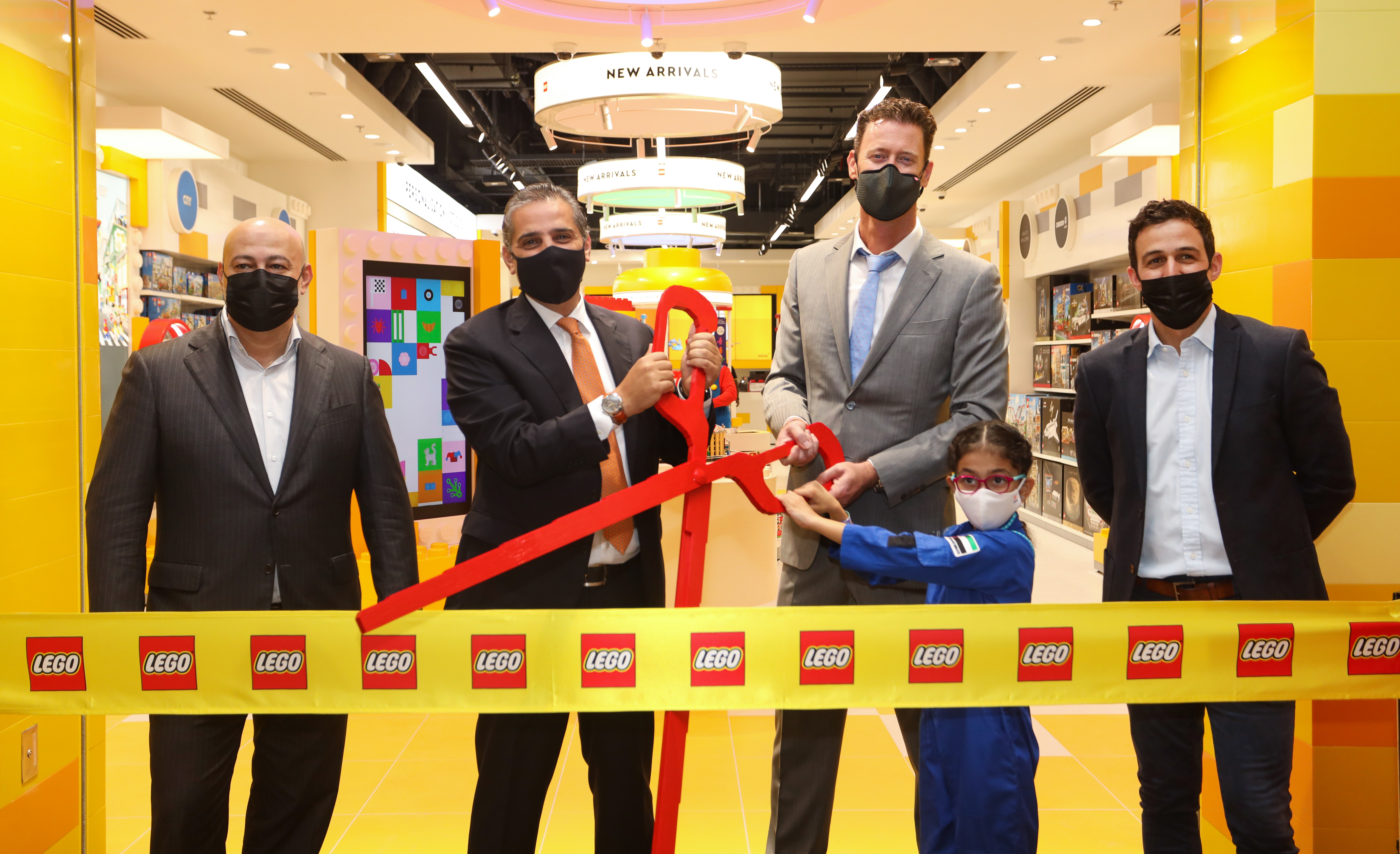 MAF Lifestyle launches first newly designed LEGO®Certified Store concept in the Middle East